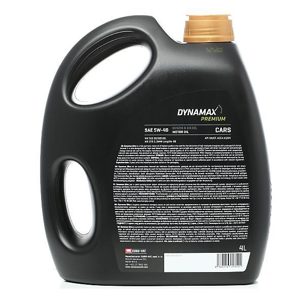motor ol DYNAMAX 500216 2248819824172