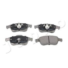 Bremsbelagsatz, Scheibenbremse Höhe 1: 59,7mm, Höhe: 64,7mm, Dicke/Stärke: 18mm mit OEM-Nummer 41060-7115R