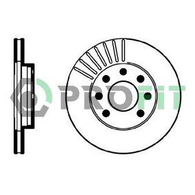Bremsscheibe Bremsscheibendicke: 20mm, Lochanzahl: 6, Ø: 236mm, Ø: 236mm mit OEM-Nummer 90008006