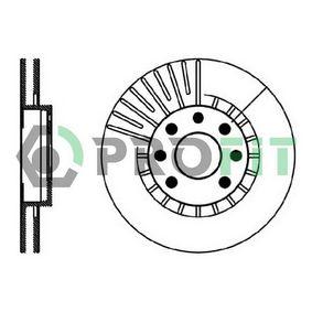 Bremsscheibe Bremsscheibendicke: 24mm, Lochanzahl: 6, Ø: 256mm, Ø: 256mm mit OEM-Nummer 96162249