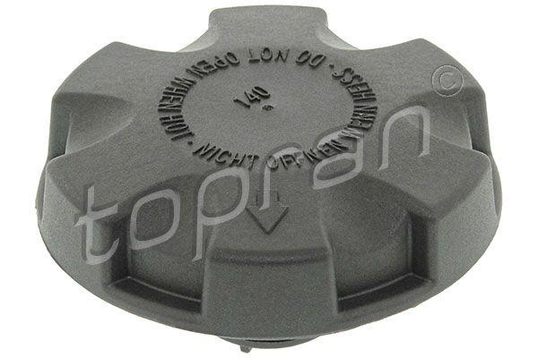 TOPRAN  502 029 Sealing Cap, coolant tank