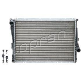 Radiateur, refroidissement du moteur avec OEM numéro 17 11 9 071 517