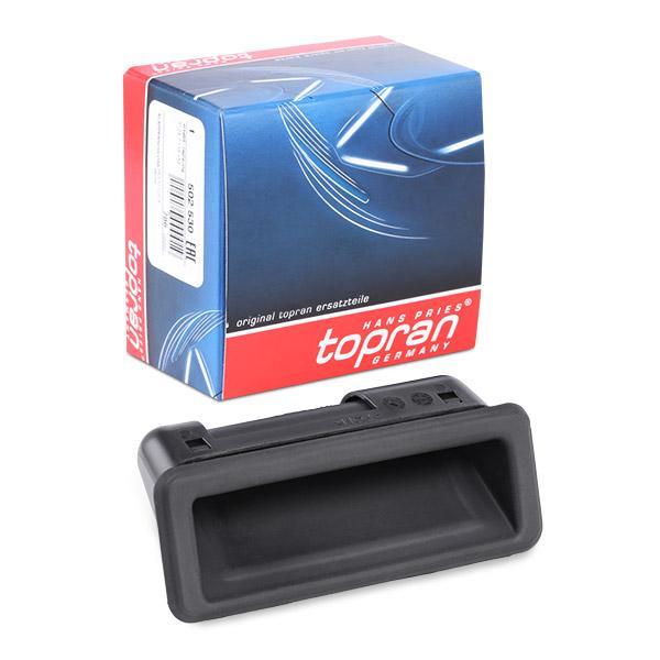 Cerradura de la puerta del maletero TOPRAN 502530 conocimiento experto