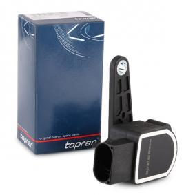 Sensor, Xenonlicht (Leuchtweiteregulierung) 502 800 3 Limousine (E90) 320d 2.0 Bj 2005
