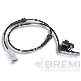 Sensor, Raddrehzahl mit OEM-Nummer 96436880