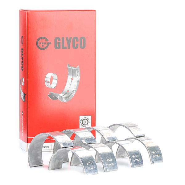 GLYCO Big End Bearings 71-3628//4 STD
