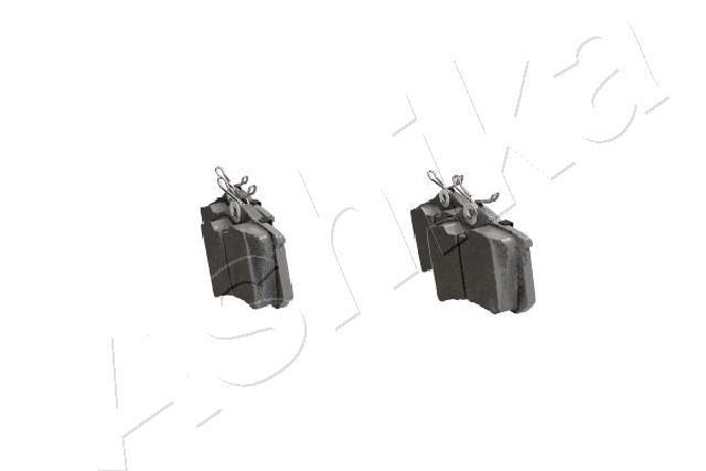 Jogo de pastilhas para travão de disco ASHIKA 51-00-00018 conhecimento especializado