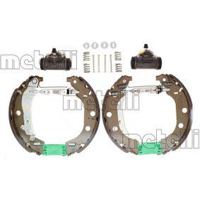 Bremsbackensatz Breite: 40mm mit OEM-Nummer 4241 6W