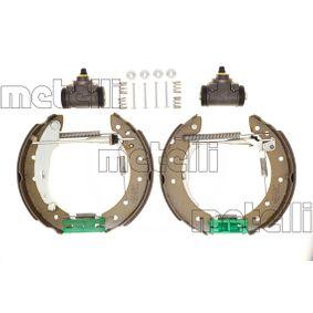 Bremsbackensatz Breite: 38mm mit OEM-Nummer 77 01 205 722