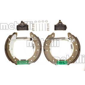 Bremsbackensatz Breite: 38mm mit OEM-Nummer 424234