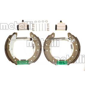 Bremsbackensatz Breite: 38mm mit OEM-Nummer 42419H