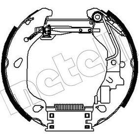 Bremsbackensatz Breite: 32mm mit OEM-Nummer 71740711