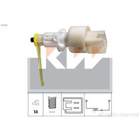 Brake Light Switch 510 153 PUNTO (188) 1.2 16V 80 MY 2002
