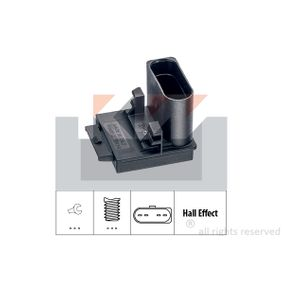 ключ, задействане на съединителя 510 309 Golf 5 (1K1) 1.9 TDI Г.П. 2004