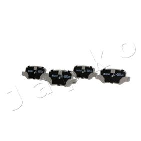 Bremsbelagsatz, Scheibenbremse Breite: 42mm, Dicke/Stärke: 14,6mm mit OEM-Nummer 4144200120