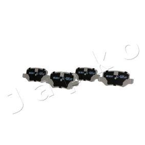 Brake Pad Set, disc brake 510014 A-Class (W169) A 170 1.7 (169.032, 169.332) MY 2007