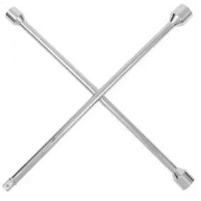 KS TOOLS Four-way lug wrench 518.1155