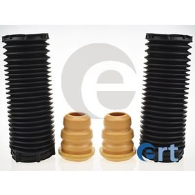 Dust Cover Kit, shock absorber with OEM Number BP4K 34 0A5B