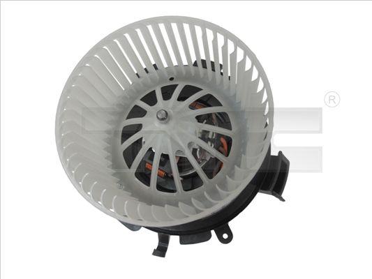 TYC  521-0010 Innenraumgebläse Spannung: 13,5V, Nennleistung: 196W