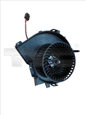 TYC  525-0002 Innenraumgebläse Spannung: 13,5V, Nennleistung: 263W