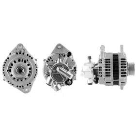 Lichtmaschine Rippenanzahl: 6 mit OEM-Nummer 1 204 157