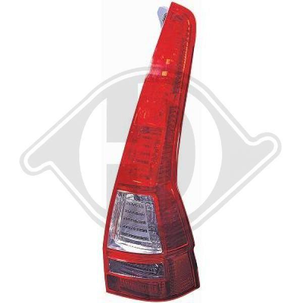 DIEDERICHS  5283890 Combination Rearlight
