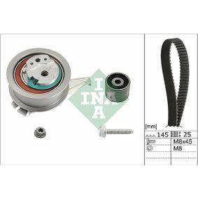 INA  530 0665 10 Zahnriemensatz Breite: 25,00mm