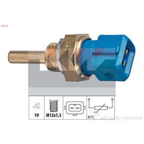 Sensore, Temperatura olio con OEM Numero 1362 1284 397