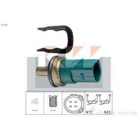 Sensor, temperatura del refrigerante con OEM número 1124770