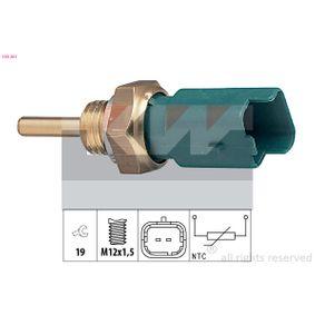 Sensore, Temperatura refrigerante Apert. chiave: 19 con OEM Numero 6338 023