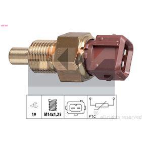 Sensor, temperatura del refrigerante Ancho llave: 19 con OEM número 96033248