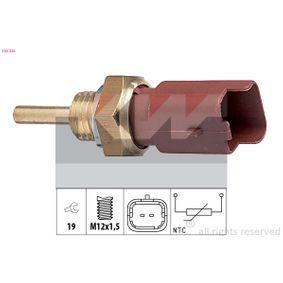 Sensore, Temperatura refrigerante Apert. chiave: 19 con OEM Numero 55 19 0791