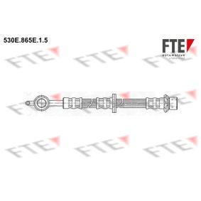 Bremsschlauch Länge: 530mm mit OEM-Nummer 90947 02A45