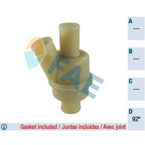 Термостат, охладителна течност 5352792 25 Хечбек (RF) 2.0 iDT Г.П. 2001