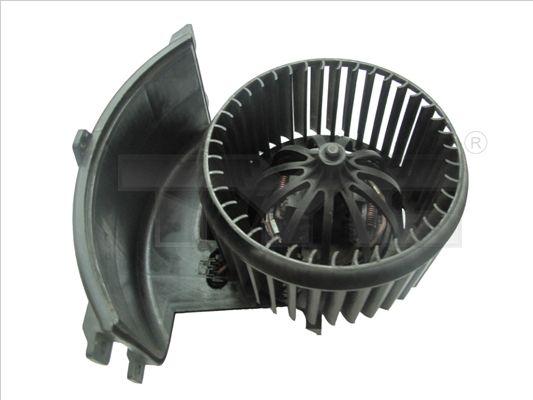 TYC  537-0009 Innenraumgebläse Spannung: 13,5V, Nennleistung: 405W