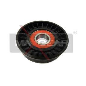 MAXGEAR  54-0580 Spannrolle, Keilrippenriemen Breite: 27,5mm