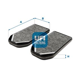 Filter, Innenraumluft Art. Nr. 54.242.00 120,00 €