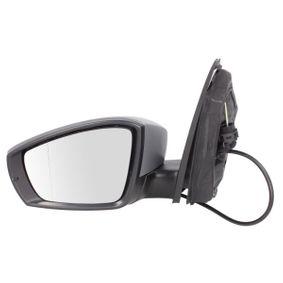 BLIC Side view mirror Left, Mechanical, Aspherical, Primed