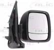 BLIC rechts, elektrisch, asphärisch, beheizt, Komplettspiegel, mit Temperatursensor, mit Weitwinkelspiegel 5402042002028P