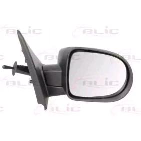Außenspiegel mit OEM-Nummer 7701069554
