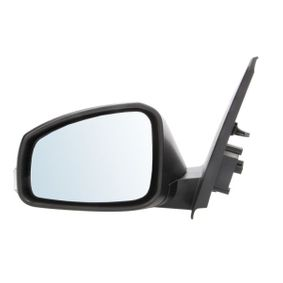 BLIC Side view mirror Left, Electric, Aspherical, Heated, with thermo sensor