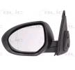 OEM BLIC 5402-14-2001687P MAZDA 2 Door mirror