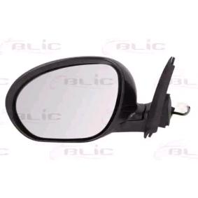 Outside Mirror 5402-16-2001873P JUKE (F15) 1.6 DIG-T 4x4 MY 2011