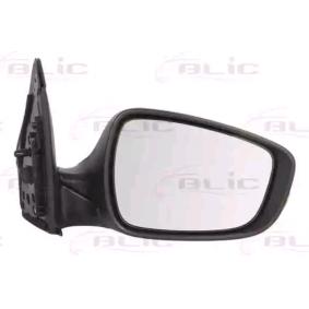BLIC Seitenspiegel rechts, elektrisch, konvex, grundiert