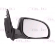 Offside wing mirror BLIC 9900254 Right, Electric, Convex, Heated