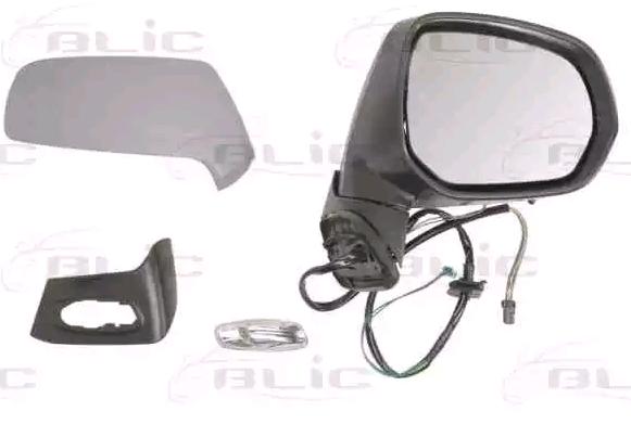 Espejo Retrovisor 5402-21-031362P BLIC 5402-21-031362P en calidad original