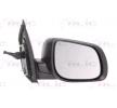 BLIC Side mirror KIA Right, Mechanical, Convex