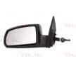 Offside wing mirror BLIC 9900569 Left, Mechanical, Convex