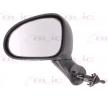 Espejo retrovisor BLIC 9900643 izquierda, mecánico, convexo
