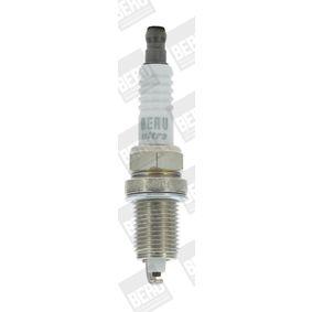 Spark Plug Electrode Gap: 0,7mm with OEM Number 12121715539